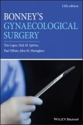 Bonney's Gynaecological Surgery, 12/e