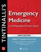 Tintinalli's Emergency Medicine: A Comprehensive Study Guide 9/e