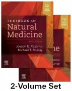 Textbook of Natural Medicine - 2-volume set, 5th Edition