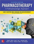Pharmacotherapy: A Pathophysiologic Approach 11e