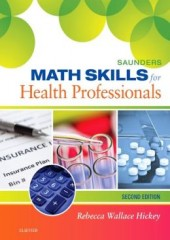 Saunders Math Skills for Health Professionals, 2/e