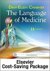 The Language of Medicine - Text and Mosby's Dictionary 10e Package, 11/e