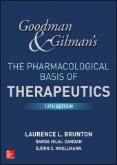 Goodman and Gilman`s The Pharmacological Basis of Therapeutics, 13/e