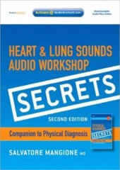 Secrets Heart & Lung Sounds Audio Workshop, 2/e