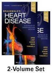 Braunwald's Heart Disease, 11/e (2Vol.)