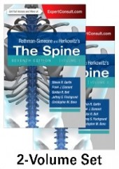 Rothman-Simeone and Herkowitz's The Spine, 7/e(2vol.)