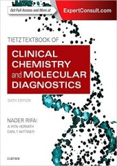 Tietz Textbook of Clinical Chemistry and Molecular Diagnostics, 6/e