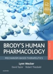 Brody's Human Pharmacology, 6/e