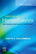 Review Of Hemodialysis For Nurses And Dialysis Personnel ,10/e