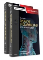 Operative Otolaryngology: Head and Neck Surgery, 3/e(2Vols)