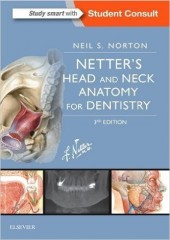 Netter's Head and Neck Anatomy for Dentistry, 3/e